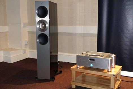 KEF Reference Five with Chord Electronics