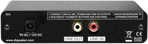 ANTI-MODE 8033 User's Manual 1. Connections and Buttons Figure 1: ANTI-MODE 8033 Front panel 1.1. Front panel: 1. Microphone input jack. 2. LIFT Button: LIFT25 / LIFT35 / FLAT selector.