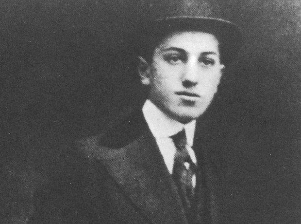 George Gershwin His first published song was published in
