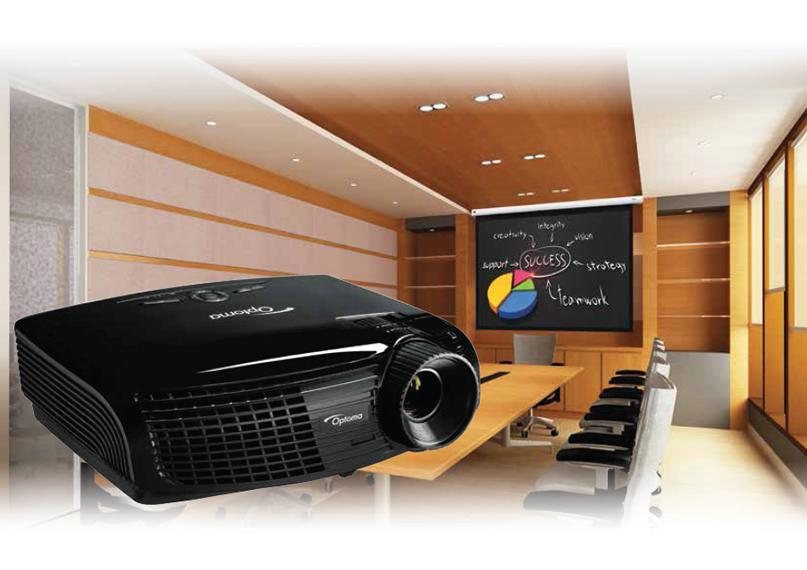 DH1011 Bright 1080p Projection High resolution for stunning images Full HD 1080p - 3500 Lumens 16W