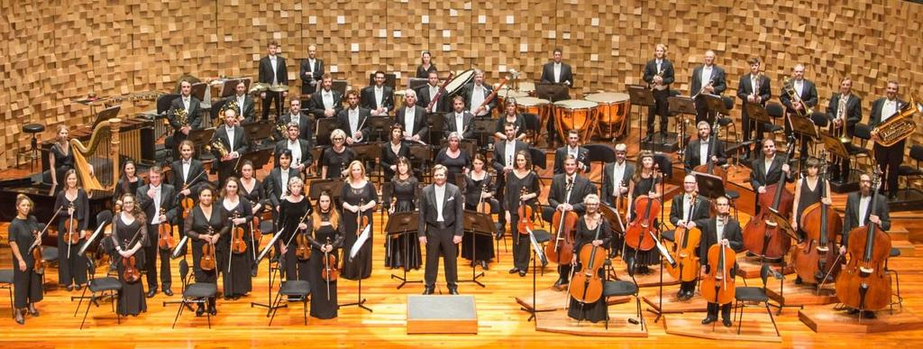 TASMANIAN SYMPHONY ORCHESTRA Marko Letonja Chief Conductor and Artistic Director Established in 1948 and declared a Tasmanian Icon in 1998, the Tasmanian Symphony Orchestra has been at the forefront