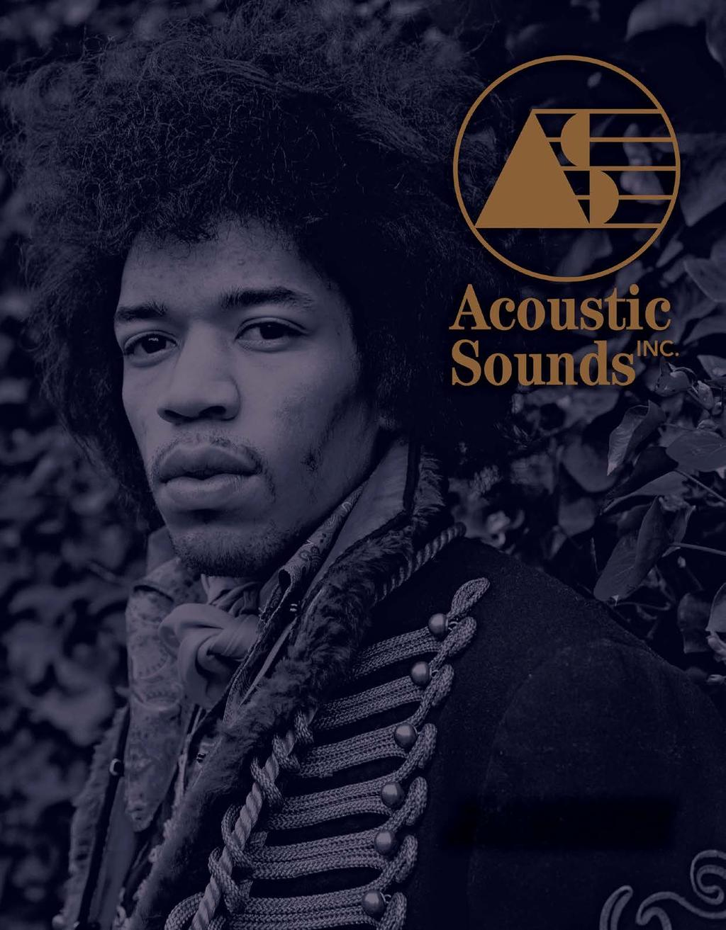 ACOUSTIC SOUNDS, INC. VOLUME 8.