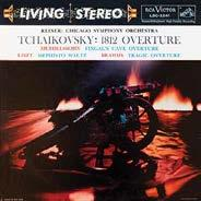 NUMBER 2 RCA LIVING STEREO Ravel