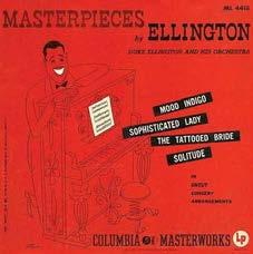 00 200-GRAM 33 1/3 RPM DUKE ELLINGTON BLUES IN ORBIT AAPJ 056 $35.