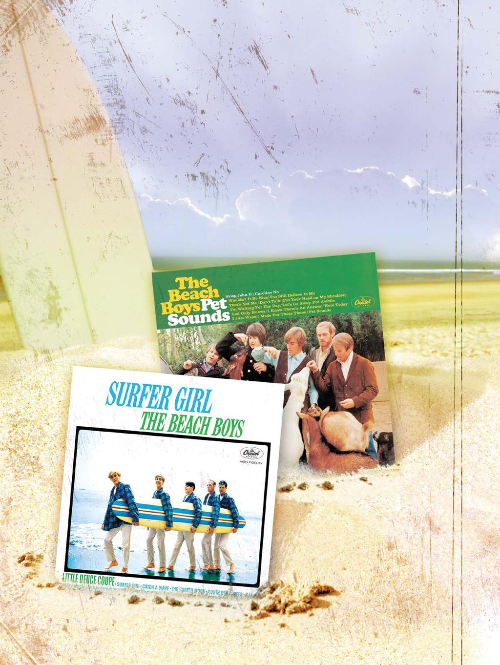 Wouldn t Nice? It Be Time To Out! Find Analogue Productions is going surfin! Come join the fun with 14 of The Beach Boys classic titles, beautifully remastered by Kevin Gray at CoHEARent Audio.