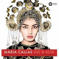 NEW MUSIC Maria Callas LIVE & ALIVE: THE ULTIMATE LIVE COLLECTION Remastered The Kenny Wayne Shepherd Band LAY IT ON
