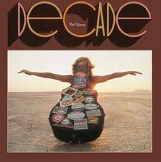 NEIL YOUNG DECADE, Neil Young s best remastered 35 songs from 1966-1976 in original packaging
