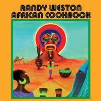 98 THREE CDs LP DVD RANDY WESTON AFRICAN COOKBOOK