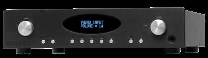 The RP-5 also features a VFD display that provides input, volume and L/R balance information. Every aspect of the RP-7 design is aimed at maintaining near perfect signal integrity.