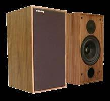 BROADCAST VANDERSTEEN P3ESR HERESY III SB-88 2Ce SIGNATURE II SPEAKERS 3-WAY LOUDSPEAKERS DOMESTIC MONITOR LOUDSPEAKERS