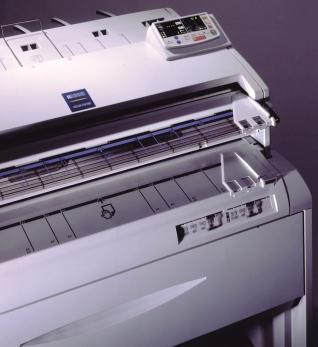 RICOH FW770/780 Wide-format copier Fast and