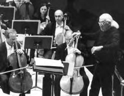 FILM MUSIC CONCERTS Soundtracks played live around the world ELMER & JOHNNY S SWITCHEROO The Oregon Symphony was scheduled to premiere Elmer Bernstein s Guitar Concerto the weekend of December 5, but