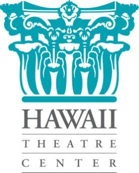 Welcome to the Hawaii Theatre!