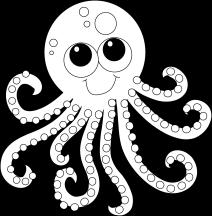 Oo is for octopus.