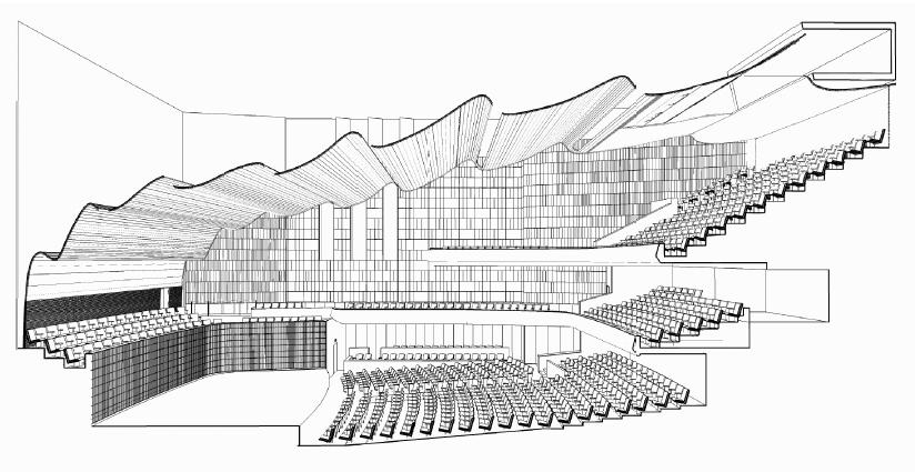 Seating Layout 535 Seats 4 wheelchair locations Choir Loft 118 Seats 2 optional wheelchair locations 173 Seats 4 wheelchair locations 259 Seats 4 wheelchair