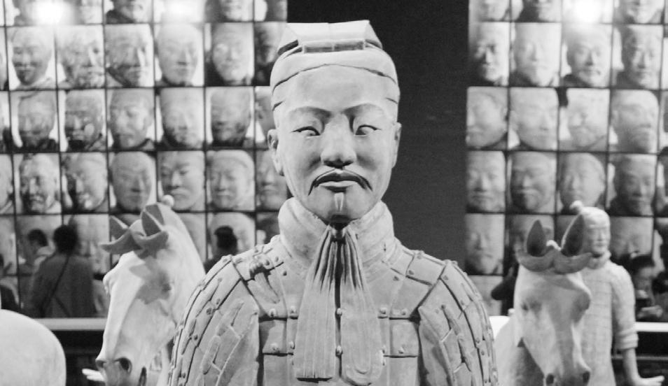TERRACOTTA WARRIORS EXHIBIT Thursday, December 14 $60 member; $65 general Depart 9:30am; Return 4:30pm Registration Deadline: November 10 Take a step back in time to ancient China and explore the