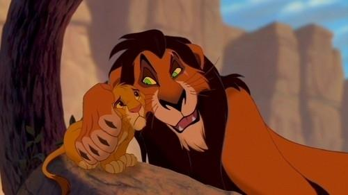 Dramatic Irony-Examples Simba spends most of the movie trying to rid himself of