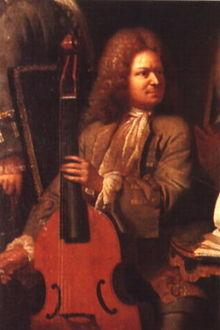 Antoine Forqueray 1671-1745 Performed before Louis XIV at the age of ten.