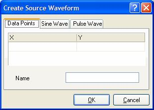 Using the Waveform Analysis window The Simulation Data Editor's Waveform Analysis window comprises one or more tabs that correspond to the different simulation analyses performed.
