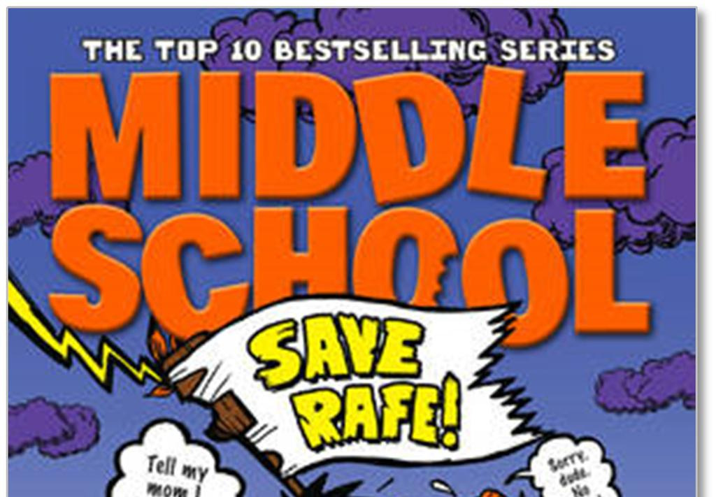 Lovereading4kids Reader reviews of Middle School: Save Rafe by James Patterson and Chris Tebbetts Below are the complete reviews, written by Lovereading4kids members.