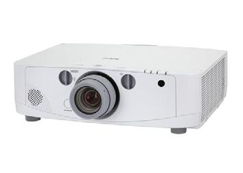 Projectors High-resolution projectors can be used with a wide variety of content sources, such as DVD s and streaming media from a content server.