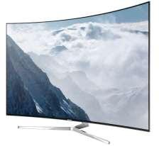 Samsung 2016 Smart TV Line-up SUHD TV LINE UP Samsung KS9000 Curved SUHD TV The Samsung KS9000 4K Curved SUHD TV raises the bar for the consumers viewing experience with exceptional colour and true