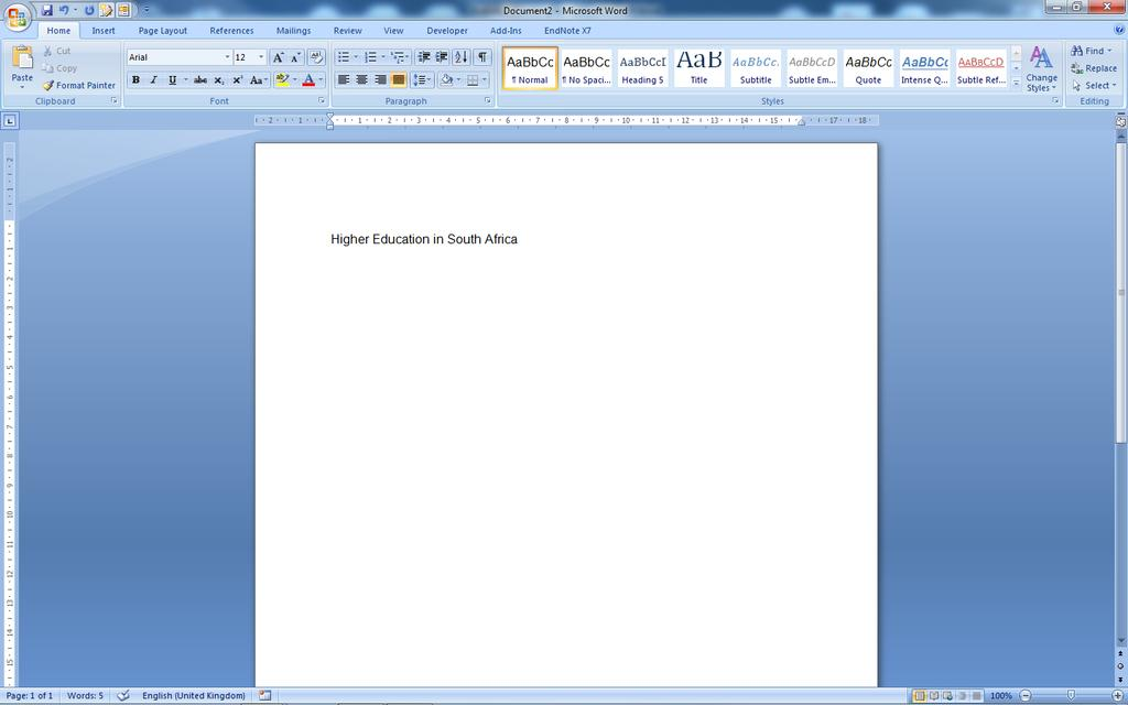 Use Write and Cite Go to Microsoft Word