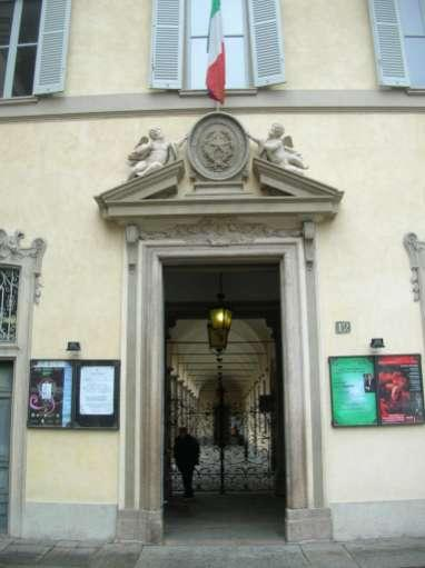 Giuseppe Verdi He was refused admission by the Conservatory of Milan
