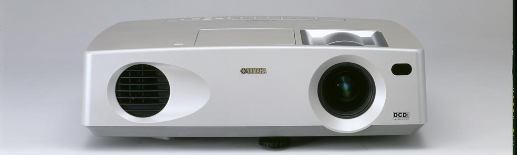 Utilizing Yamaha Natural Black, Linear Color Balance and other advanced features, this LCD projector delivers beautiful picture quality with high contrast.