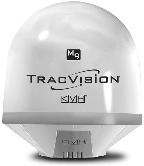 TracVision M9 Standard Configuration with Master Control Unit (MCU) User s Guide This user