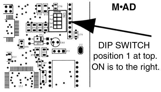+ refers to the non-inverting input. The opposite signal pin would be the inverting input for balanced operation. For example Pin 2 + would mean Pin 3 was - or inverting.