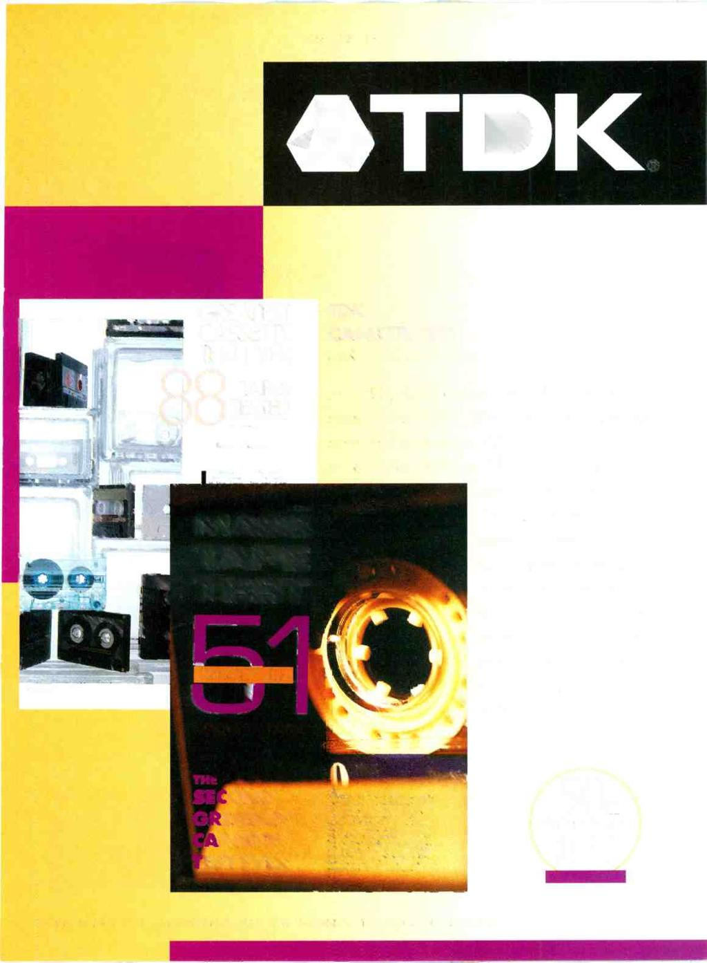 ADVERTISEMENT >I pe TDK GREATEST CASSETTE TEST EVER TAPES TESTED Howard A. Roberson.o.amA..,e..ÄJOI,1..n,s,et Mss reisene 'n, ee tievenv MASS TAPE TEST EDWARD J.