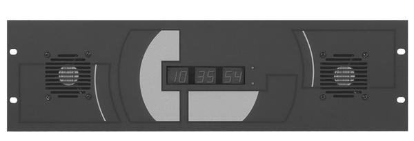 GPS Master Clock (V1) HIGHLIGHTS Eight (8) channel technology Microprocessor based Immediate start up time High reliability In case of loss of signal, a temperature controlled time base is