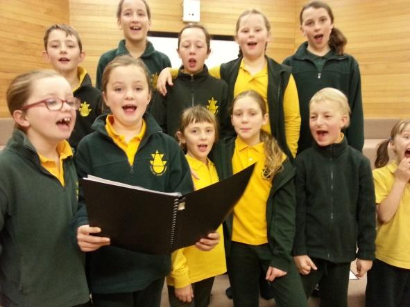 CHOIR: The Hawker Harmonists Who: Years 3-6 When: 45 minutes before school, 8am-8.45am Tuesdays during school term. Extra rehearsals may be called before a performance.