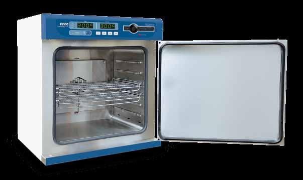 Forced Convection Laboratory Ovens Introducing Esco Isotherm - world class laboratory ovens from Esco for high-forced volume thermal convection applications such as drying and curing among many