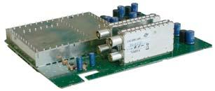 X-TQAM twin 6, X-CQAM twin 6 DVB-T / DVB-C to QAM twin-converters with NIT-processing for processing of two DVB-T / DVB-C input channels into two QAM adjacent channels outstanding output parameters