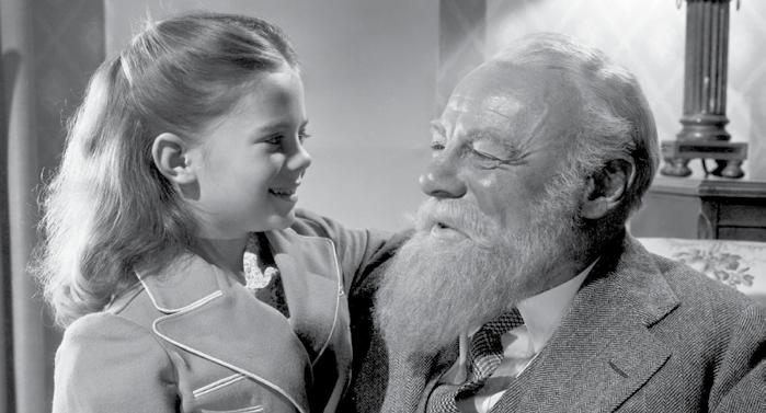 Raise your voices and then stick around for a special screening of the holiday classic Miracle on 34th Street (1947) starring Edmund Gwenn, Natalie Wood, Maureen O