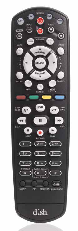 Changing Channels: Remote and Program Guide There are three ways to change channels on your receiver: Enter channel number using the remote keypad.