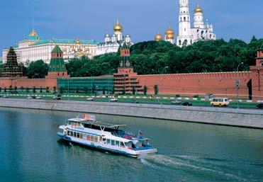 1 Is it true that Moscow is popular with business people and tourists?