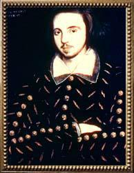 The Competition Christopher Marlowe (1564-1593) He was the first great playwright, paving the way for Shakespeare.