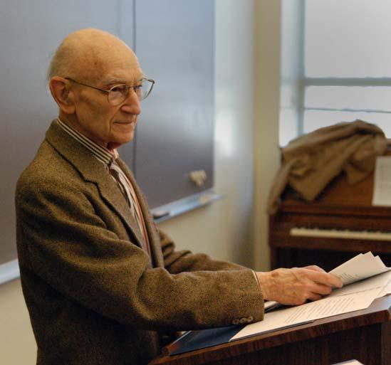 History and Background Hans Tischler (1915-2010) Musicologist Ph.D.