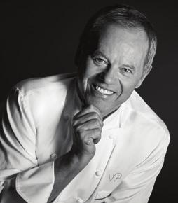 WOLFGANG PUCK Wolfgang Puck sets the standard for catering and event planning, providing award-winning restaurant-quality