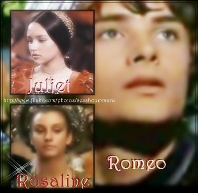 Tut, I have lost myself; I am not here. This is not Romeo; he s some other where (Act 1, Scene 1) Romeo is hopelessly in love with Rosaline in the beginning of the play.