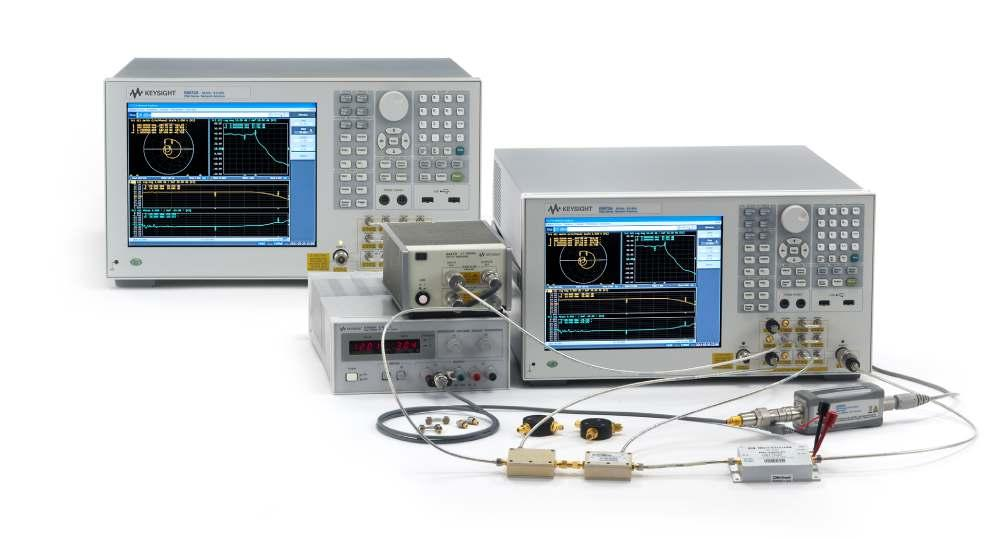Keysight Technologies High-Power Measurements Using