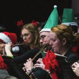 FAMILY HOLIDAY POPS CONCERTS SATURDAY, DECEMBER 16, 20, 3:30PM AND 7:00PM KISS OF THE EARTH FRIDAY, JANUARY 5, 20, 7:30PM Inon Barnatan, Piano A Family Holiday Treat!