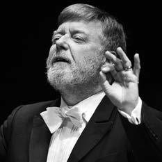 SIR ANDREW DAVIS CONDUCTOR JAMES EHNES VIOLIN Sir Andrew Davis is Music Director and Conductor of the Lyric Opera of Chicago and Chief Conductor of the Melbourne Symphony Orchestra.