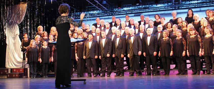 » Performing Arts BG Singers Be a part of Buffalo Grove s choral heart and soul!