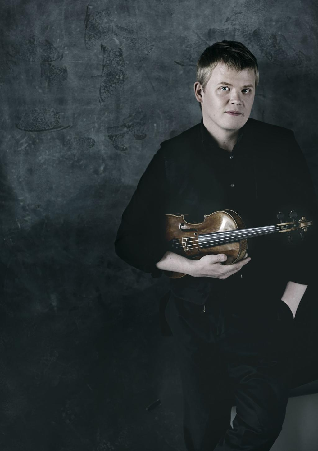 PEKKA S BIOGRAPHY Finnish violinist Pekka Kuusisto is internationally renowned both as soloist and director and is recognised for his spontaneity and fresh approach to the repertoire.