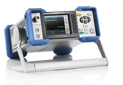 with a signal generator Frequency range from 9 khz to Level range from to Ideal to feed accurate power level