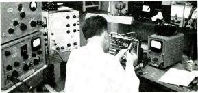 ANOTHER FIRST FOR HEATHKIT amplifier power rating standards Hcathkit is accustomed to pioneering... to leading the way. We led the way into the kit field of electronic equipment.